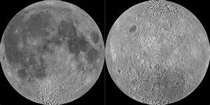 What could there be on the dark side of the moon? - Quora