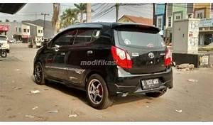 2014 Toyota Agya Trd S Manual Hitam