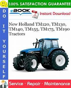 Best  U2606 U2606 New Holland Tm120  Tm130  Tm140  Tm155  Tm175