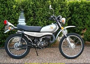 1974 Honda Mt125 - Honda Nx4falcon