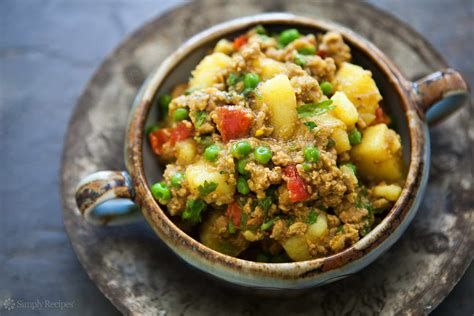 Have a question about ingredients? Curried Ground Turkey with Potatoes Recipe | SimplyRecipes.com