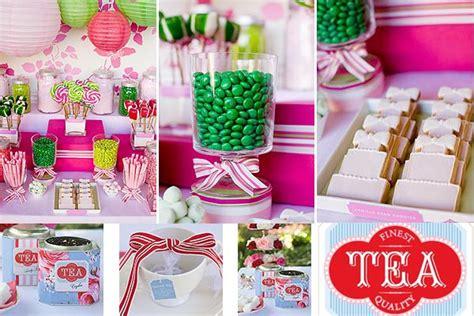 decoration avec des bonbons d 233 coration de table avec des bonbons