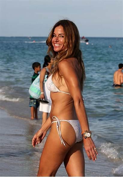 Kelly Bikini Bensimon Beach Snakeskin Miami Hawtcelebs