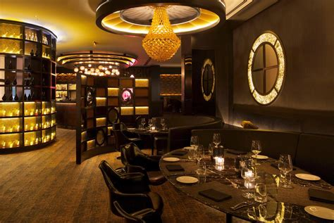 Opulent Meaning by Henry Chebaane Creates Opulent Restaurant Inspired By