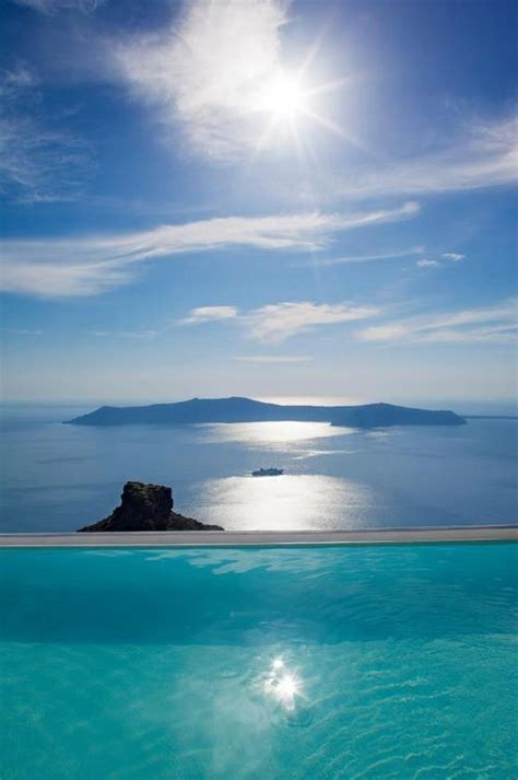Santorini Dream Islands Pinterest Beautiful