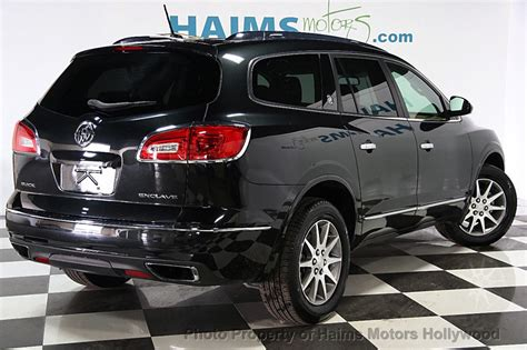 Used Buicks by 2014 Used Buick Enclave Fwd 4dr Leather At Haims Motors