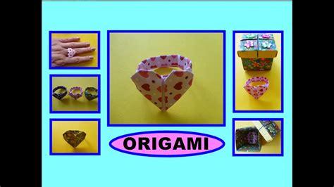 servietten falten herzform diy origami herz ring