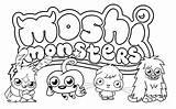 Monster Coloring Monsters Moshi Colouring Printable Monstro Bestcoloringpagesforkids Sheets Birthday Kid Getcoloringpages Popular Artigo Trololo Blogg Navigation sketch template