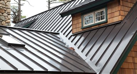 standing seam metal roofing services  westfield nj