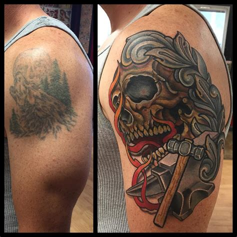 55+ Best Tattoo Cover Up Designs & Meanings  Easiest Way