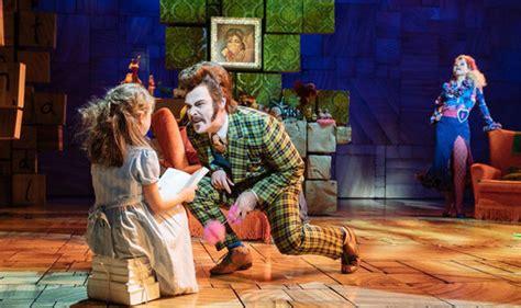 Matilda musical REVIEW: Those REVOLTING children still ...