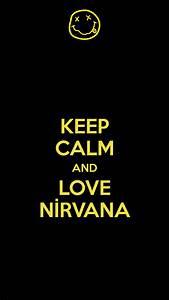Nirvana iPhone Wallpaper - WallpaperSafari