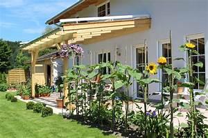 Holz überdachung Für Terrasse : sonnen und allwetterschutz berdachungen f r terrasse und balkon ~ Sanjose-hotels-ca.com Haus und Dekorationen