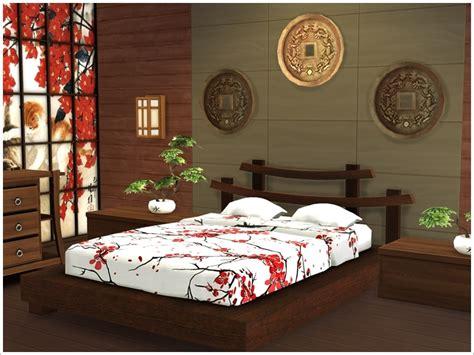 Japanese Bedroom Set by Severinka S Asian Bedroom