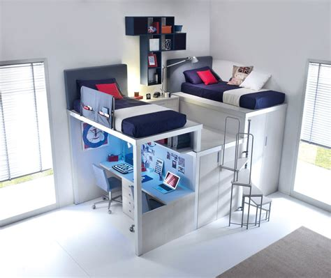 lit en hauteur avec bureau lit enfant mezzanine avec bureau