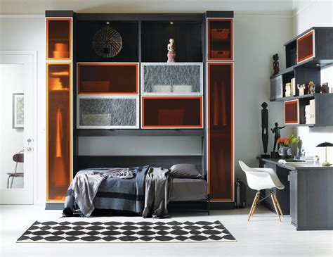 Bed Closet by Modern Wall Beds Custom Built Wall Beds By California