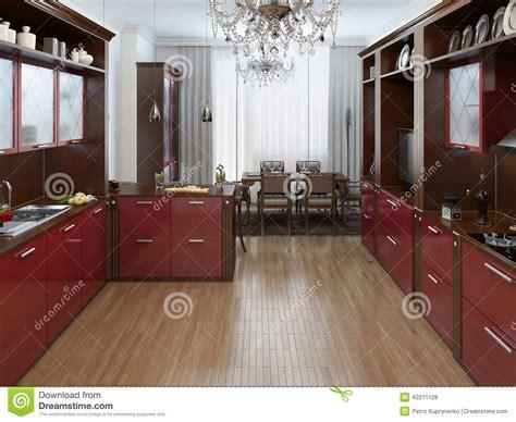 cuisine proven軋le et decoration cuisine le style d co qui respire le romantisme dans l int rieur cuisine et decoration cuisine avec gris couleur