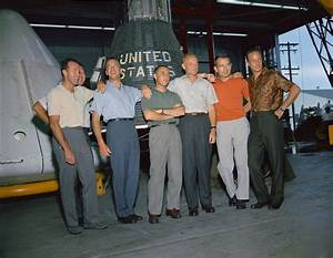 Original Seven: The Mercury Astronauts