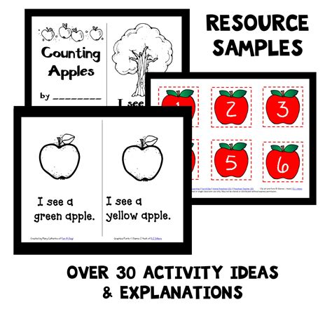 apples home preschool lesson plan home preschool 101 494 | PT Resource Samples Apples