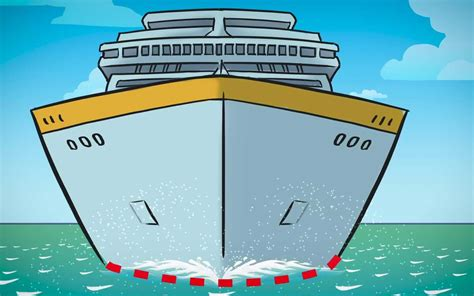 why ship floats on water and doesn t sink how cruise ships float travel leisure