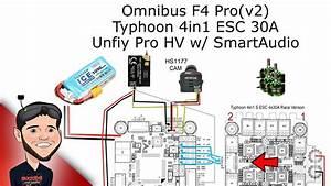 Omnibus F4 Pro Wiring Diagram