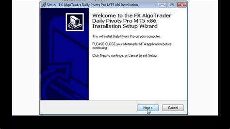 mt4 64 bit custom indicator installation guide for metatrader 5