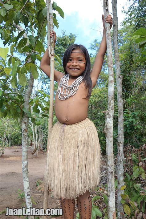Girl Tribe The Tatuyo Incredible Life Of A Surviving