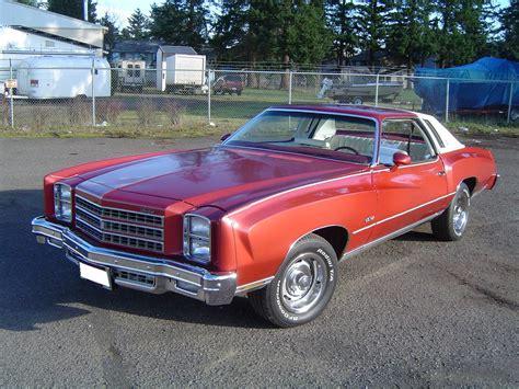 1976 Chevrolet Monte Carlo by 1976 1976 Chevrolet Monte Carlo Landau