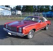 1976  Chevrolet Monte Carlo Landau
