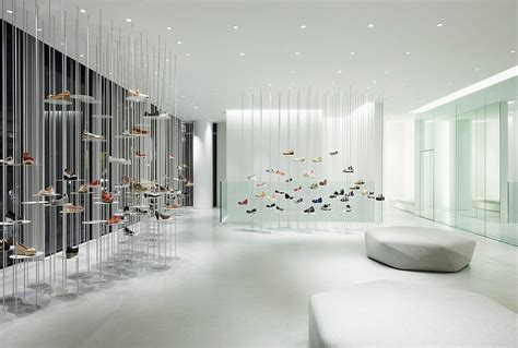 shoes float  fly  tokujin yoshiokas white forest