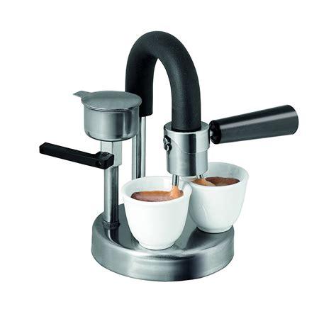 Bialetti moka express stovetop espresso maker. KAMIRA Moka Express 1/2 Cups Stovetop Espresso Maker SALE Espresso Machines Shop | BuyMoreCoffee.com