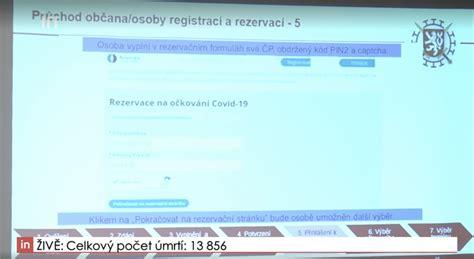 Postup registrace a rezervace popis postupu, jak se zaregistrovat, kde to provést. Registrace na očkování: Jak se očkovat proti koronaviru - Letem světem Applem