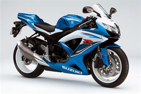 2009 Suzuki Motorcycle Range