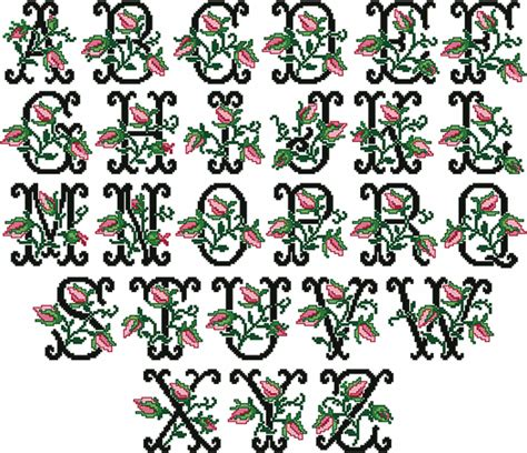 fashioned charm xs alphabet