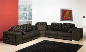sofa de sofá de canto de tecido preto para sala bet dicas