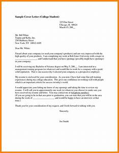 11 how to write an application letter for college emt for How to right a covering letter