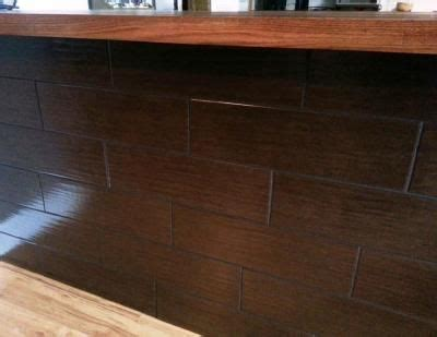 lowes tiles kitchen lowes wood tile with black grout kitchen 3897