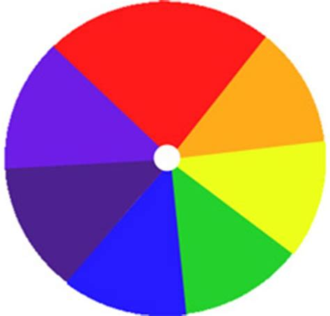 spinning color wheel can you make a rainbow disappear