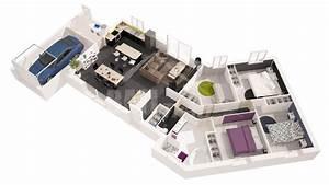 constructeur maison adele 4 chambres a angouleme en With superior maison en 3d gratuit 10 plan 3d salon