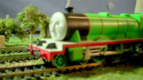 Bachmann Henry The Green Engine Review