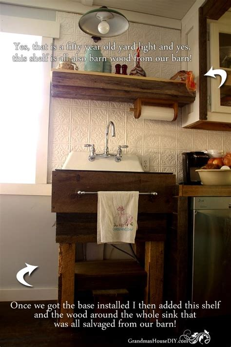 build   kitchen sink base