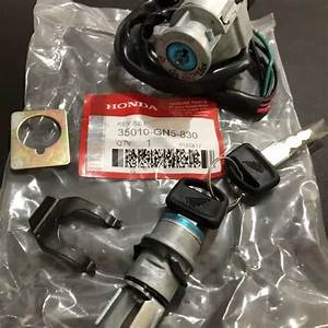 Jual Kunci Kontak Key Set Honda Grand Gn5 Di Lapak Berkah