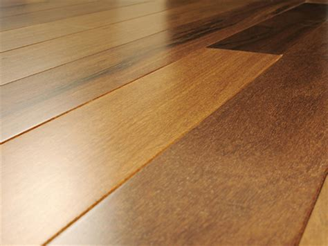 "FloorUS.com   3/4""x5"" Solid Exotic Hardwood Pacific Teak"