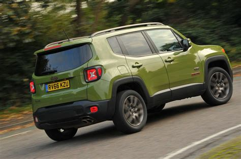 jeep renegade review  autocar