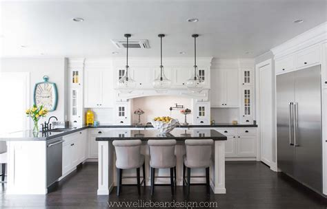 15 Inspiring White Kitchens  Celebrate & Decorate