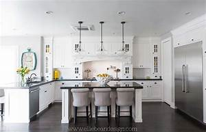 10 rules to create the perfect white kitchen over the With these white kitchen ideas are incredibly perfect