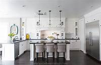 pictures of white kitchens 15 Inspiring White Kitchens - Celebrate & Decorate