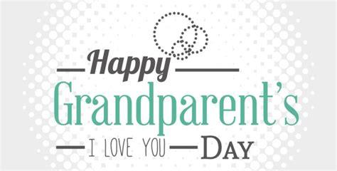 Grandparents Day In 2018/2019