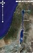 New KML: Biblical Water Bodies « OpenBible.info Blog