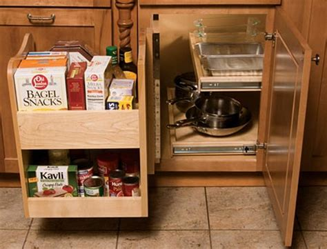 Blind Cabinet Storage Solutions by Omega National Products P0650mnl1 Omega National
